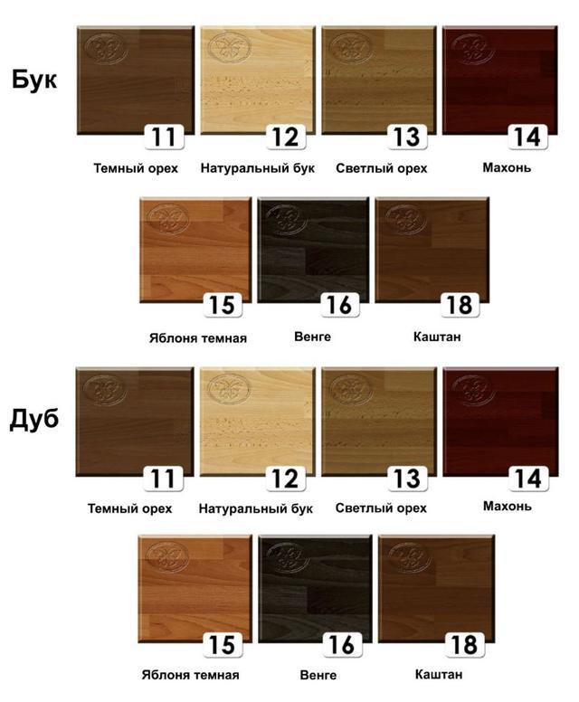 Стол раскладной Ельбридж (дерево Бук, Дуб) цвета ассортимент