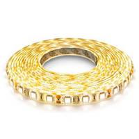 Герметичная светодиодная лента 12В smd5050 теплый белый цвет B-LED