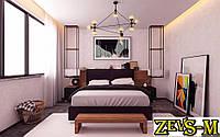 Кровать Zevs-M Камалия двуспальная