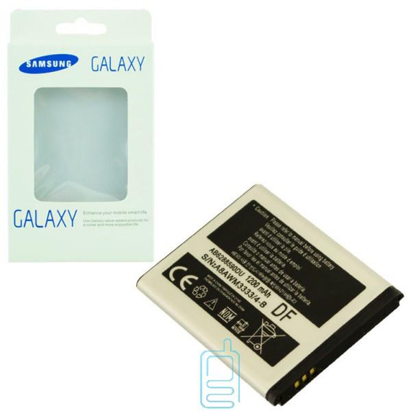 Аккумулятор Samsung AB6288590DU 1200 mAh D780 AAA класс коробка
