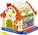 Логічна розвиваюча музична іграшка-сортер Теремок 9196: 8 мелодій, 8 функцій, фото 2