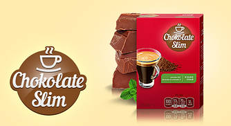 Choсolate Slim натуральный комплекс для похудения, шоколад для похудения