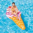 """Надувной пляжный матрас-плот """"Мороженое"""" Intex 58762 (224х107см), фото 2"""