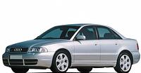 Мухобойка для AUDI A4 (кузов 8D,B5) с 1994-2001