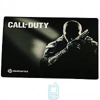 Коврик для мышки Black overlock G-9 Call of Duty 350x500