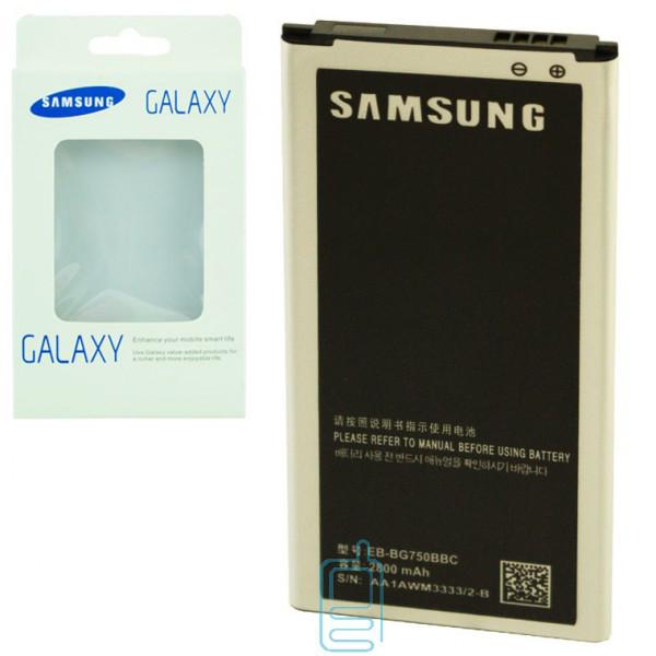 Аккумулятор Samsung EB-BG750BBC 2800 mAh G7508 AAA класс коробка
