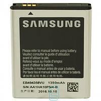 Аккумулятор Samsung EB494358VU 1350 mAh S6802, S5830, S5660 AAAA класс тех.пакет