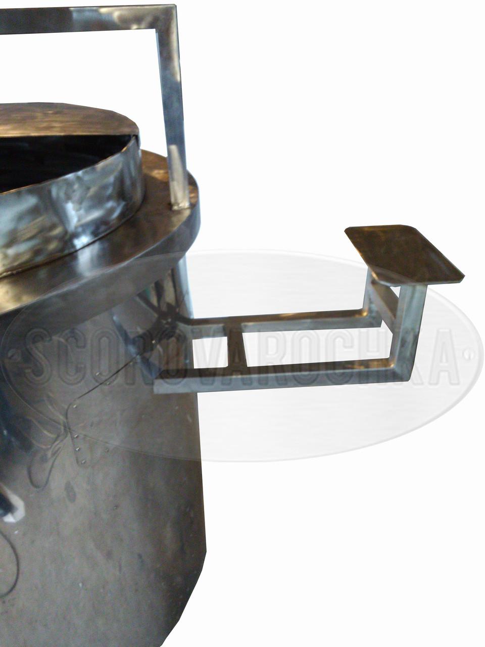 Пищеварочный котел с охлаждением КПЭ 2500 ПО с мешалкой - SKOROVAROCHKA