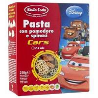 Dalla Costa Макароны Pasta Bio Тачки (с 3-х лет)