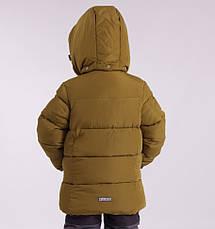 Детский зимний комбинезон для мальчика KIKO 4606, 104-128, фото 2