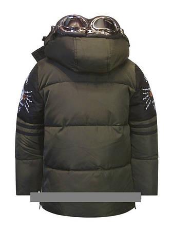 Детский зимний комбинезон для мальчика Bilemi 37119,  104р. последний размер, фото 2
