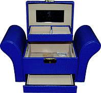 Кейс для украшений фигурный раскладнойя KS-045 Yre