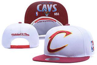 Кепка Snapback Cleveland Cavaliers / SNB-1219 (Реплика)