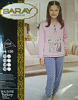 """Пижама для девочки """"Baray"""", 10-16 лет"""
