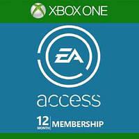 EA ACCESS 12 месяцев (Xbox One | Region Free)