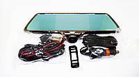 Автомобильный регистратор-зеркало DVR A66 Full HD + камера заднего вида, фото 7