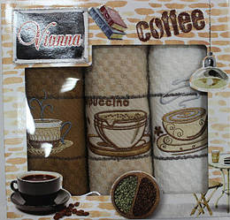 Кухонный набор полотенец Vianna (3 шт)