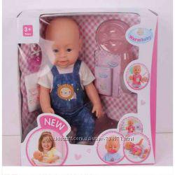 Пупс функциональный Warm baby 8007-432, Размер упаковки: 37,5 x 35,5 x 18 см
