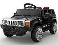Детский электромобиль M 3403 EBLR-2 Hummer, кожаное сиденье, черный ***