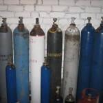 Аргоновые баллоны 2-40 литров