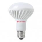 LED лампа Electrum E27 R80 LR-20 10W (800Lm) 2700K алюпласт. корп.