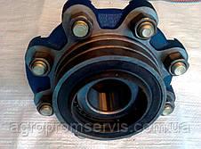 Ступица колеса 2ПТС4 тракторного прицепа  887А-3103021-10 на  8 шпилек, фото 2