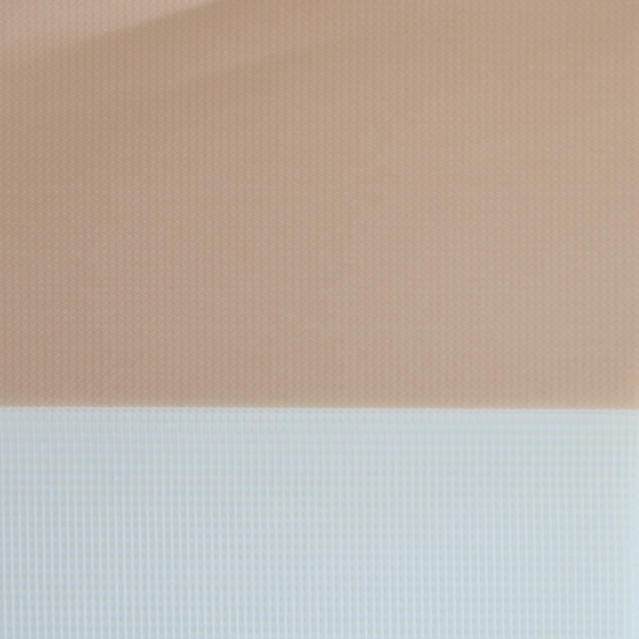 Рулонные шторы День-Ночь Ткань Рио Z-064 Персик