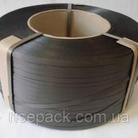 Стрічка поліпропіленова для упаковки і обв'язки вантажу 12х0,80 мм