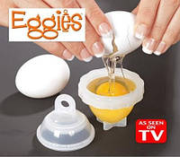 Яйцеварка Eggies - Формы для варки яиц без скорлупы