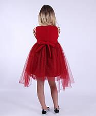 Детское нарядное платье  для девочки Грейс, размеры 100-140, фото 2