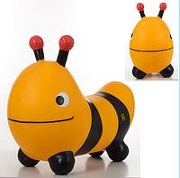 Детский резиновый прыгун пчелка MS 1570 ***