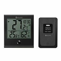 Digoo DG-TH1180 домашний термометр гигрометр датчик влажности внутреннего и наружного стеклянная панель термометр
