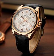 Мужские наручные часы Yazole 2018  MW324-325 Black White, фото 1