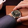 Мужские часы Yazole MW324-325 Brown Black, фото 2