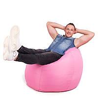 Кресло мешок груша XXL | ткань Oxford Розовый
