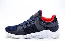 Мужские кроссовки Adidas в стиле EQT Support ADV, Dark blue\Red\White, фото 2