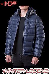 Куртка зимняя мужская  Ajento 339К, 48-56