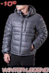 Куртка зимняя мужская  Ajento 339М, 48-56