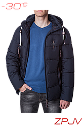 Куртка зимняя мужская  Ajento 818К, 48-56