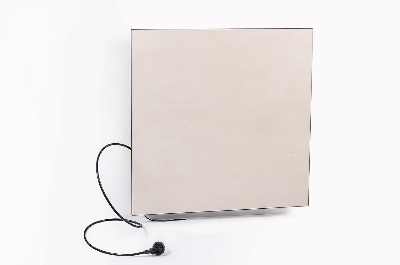 Керамический обогреватель с усиленной конвекцией бежевый с терморегулятором 475 Вт