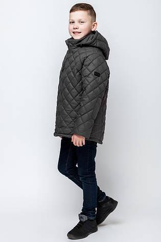 """Детская  демисезонная куртка для мальчика """"VKM4"""" 122-152, фото 2"""