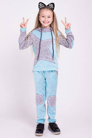Детский спортивный костюм для девочки Star, 122-152, фото 2