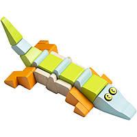 Деревянная игрушка Cubika Крокодил, LA-2, 003843, фото 1