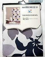 Штора в ванную Canvas Premium 178Х183 см Эксклюзив SC1923361, фото 1
