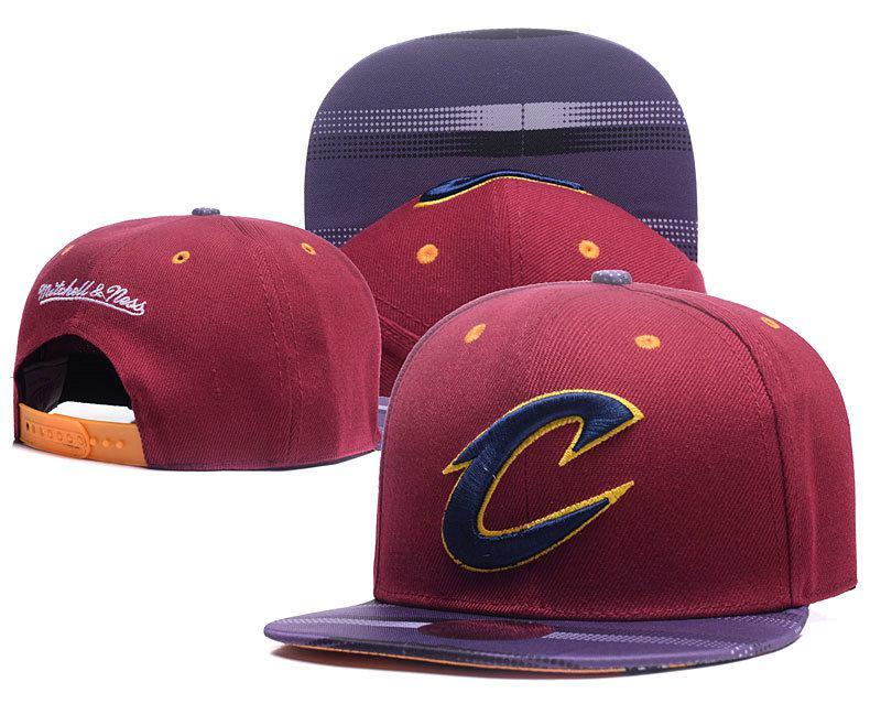 Кепка Snapback Cleveland Cavaliers / SNB-1240 (Реплика)