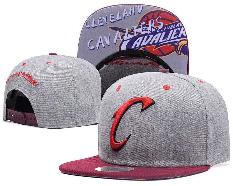 Кепка Snapback Cleveland Cavaliers / SNB-1275 (Реплика)