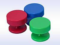 Подставка для боров магнитная, зеленая