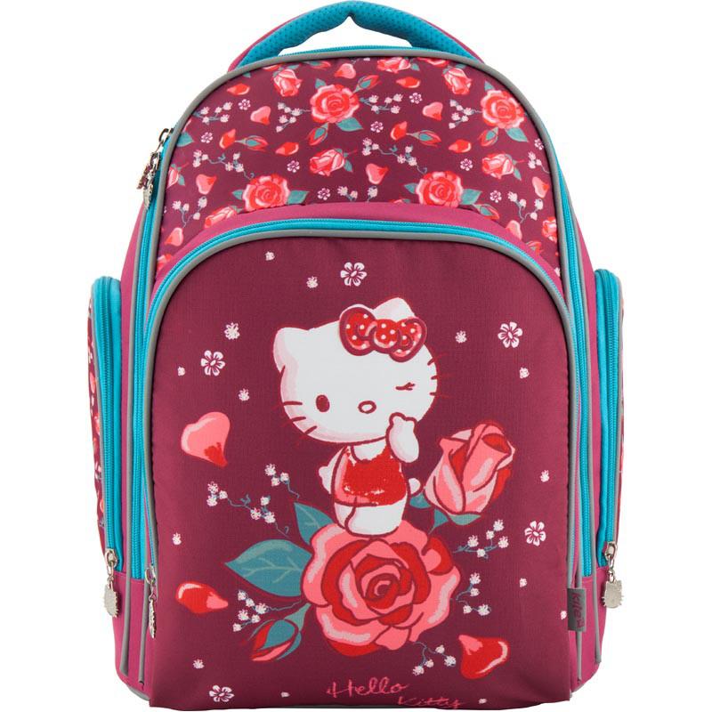 Рюкзак школьный полукаркасный Kite Hello Kitty (HK18-706M)