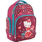 Рюкзак школьный полукаркасный Kite Hello Kitty (HK18-706M), фото 2