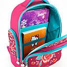 Рюкзак школьный полукаркасный Kite Hello Kitty (HK18-706M), фото 5